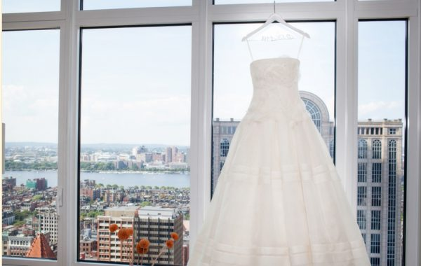 The Boston Harbor Hotel Wedding of Noelle + Joey with Janie Haas Events