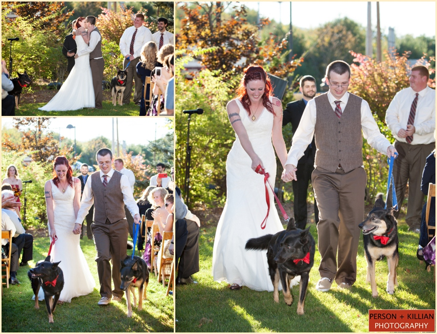 Fall Wedding Photography At The Common Man Inn Plymouth Nh