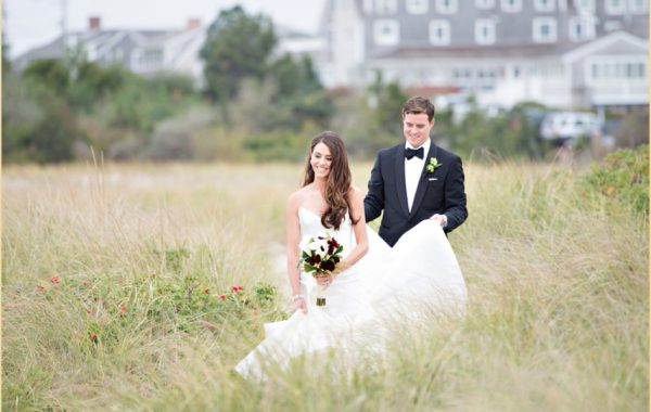 Traditional Black Tie Cape Cod Wedding at the Wychmere Beach Club