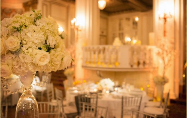 A Classic Winter Fairmont Copley Plaza Boston Wedding