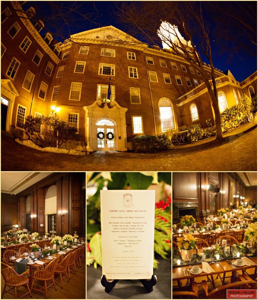 Harvard University Cambridge Elliot Hall