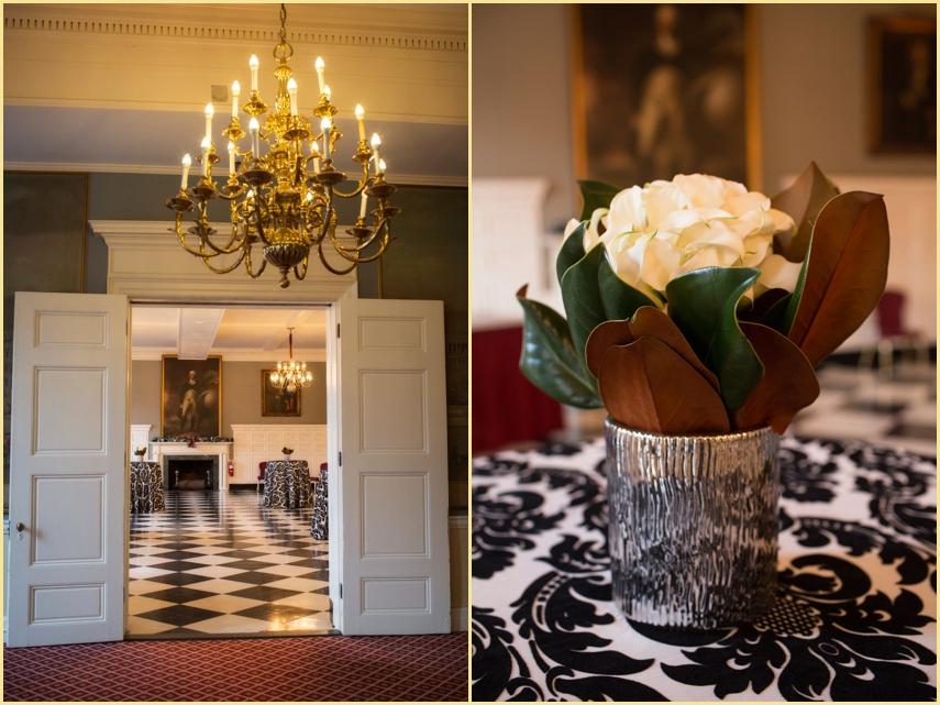 Harvard Club Boston Wedding design and Decor