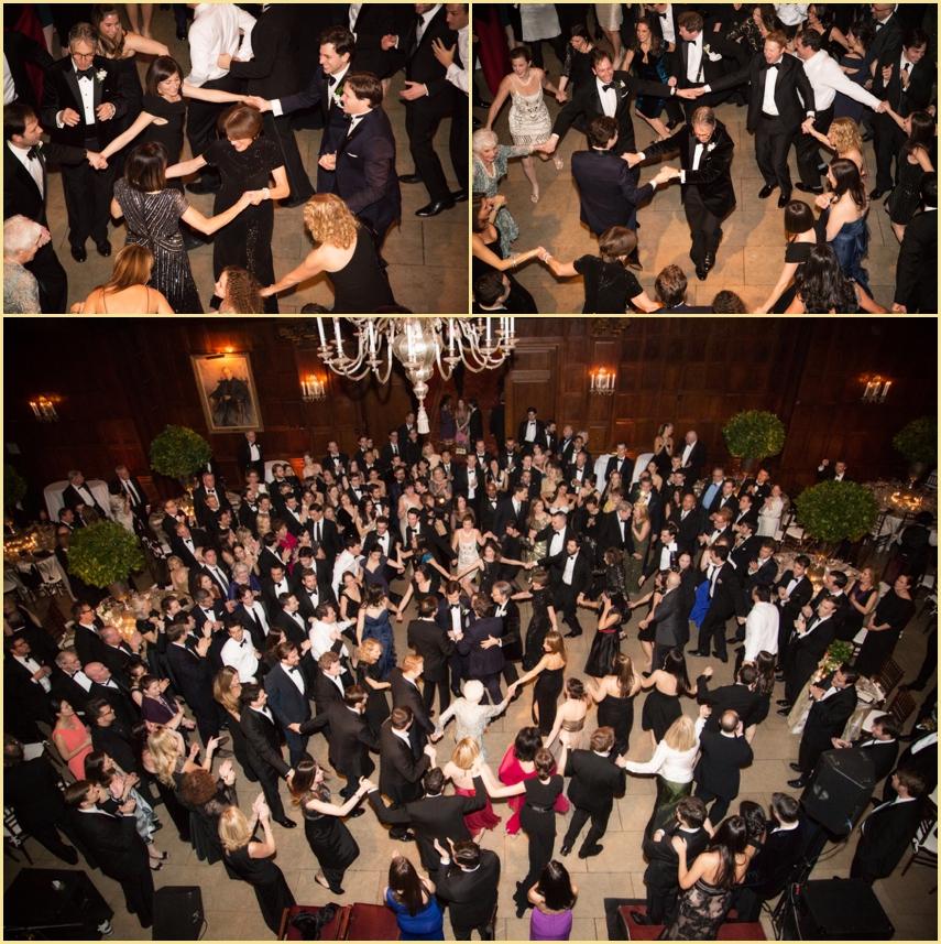 New Years Eve Winter Celebration Harvard Club Boston