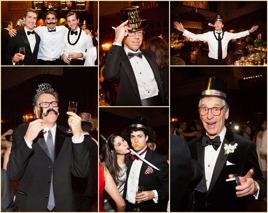 New Years Eve Wedding Celebration Boston Person + Killian Photography