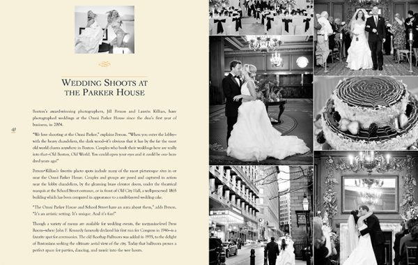 The History of the Omni Parker House Book Launch - Boston Event Photography