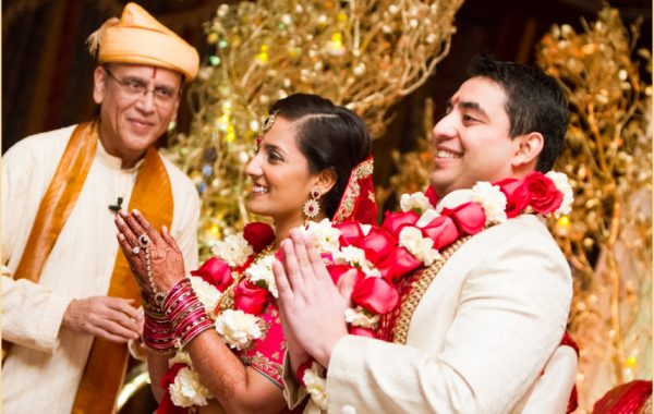 Traditional Indian Wedding at the Boston Park Plaza | Shefali + Dinesh