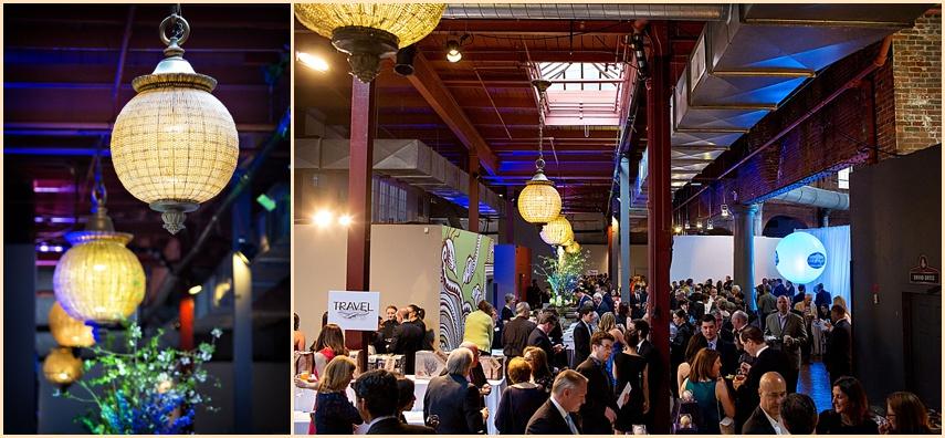 Boston Event Photography Cycolrama