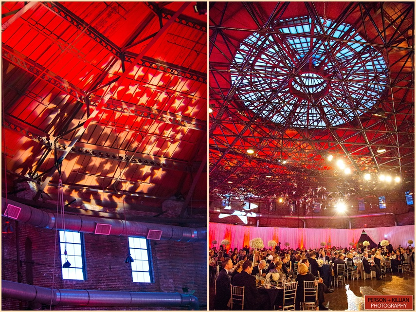 Charity Gala At The Cyclorama Boston Event Photography