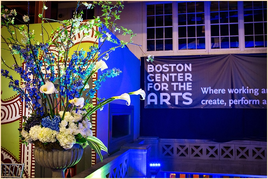 Boston Center for the Arts Event Photography