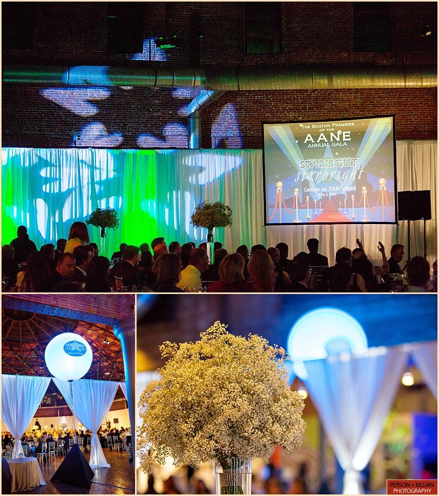 Boston Event Photography AANE Starlight Gala