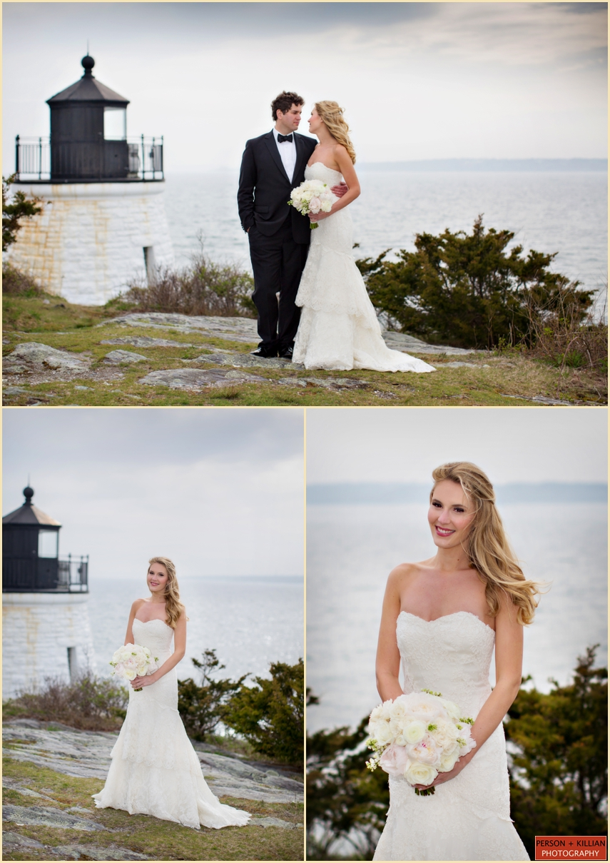 Destination Wedding At Castle Hill Inn Newport Ri Wedding