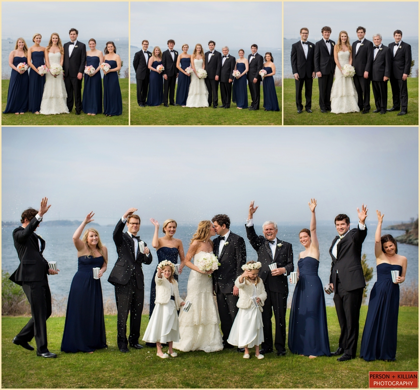 Seaside Wedding Newport RI | Seaside Wedding Venues | Castle Hill Inn