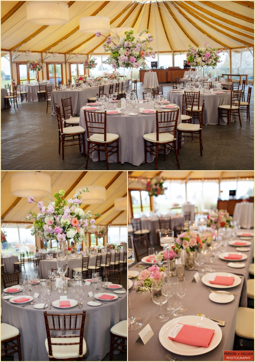 Castle Hill Inn Wedding P K