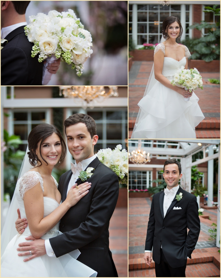 Wedding Portraits of Lauren and Marc by Person + Killian Photography
