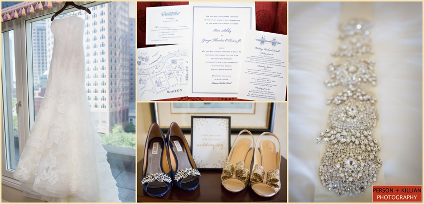 Boston harbor hotel weddings archives boston wedding for Wedding dresses lowell ma