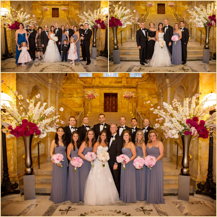 Boston Public Library Wedding: Boston Public Library Summer Wedding LG 026