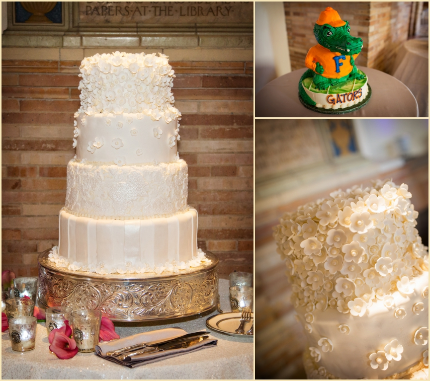 The Catered Affair Boston Public Library Summer Wedding
