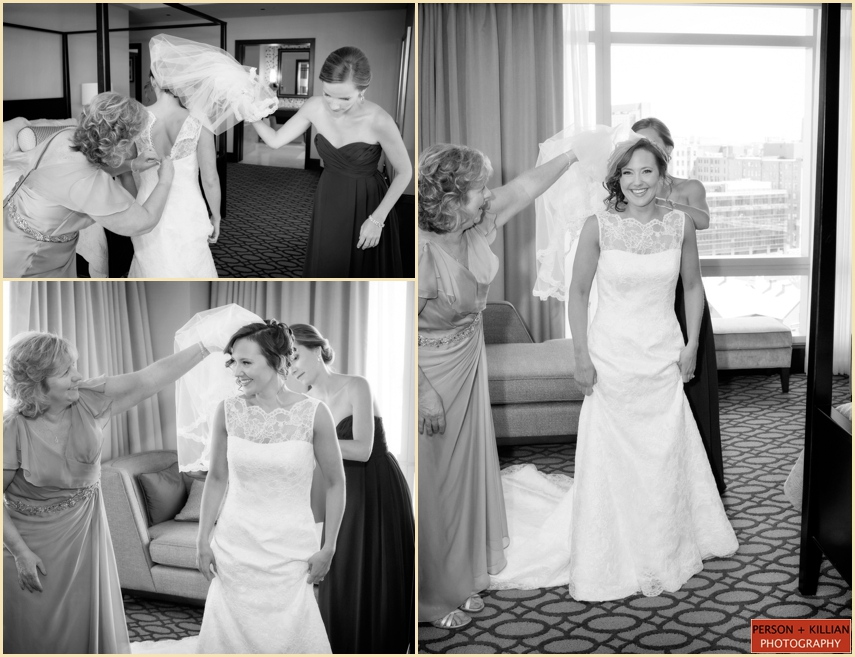 InterContinental Boston Wedding Photography MB 006