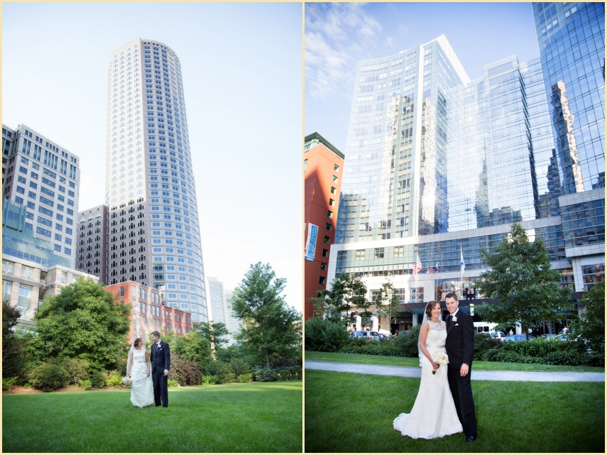 InterContinental Boston Wedding Photography MB 021