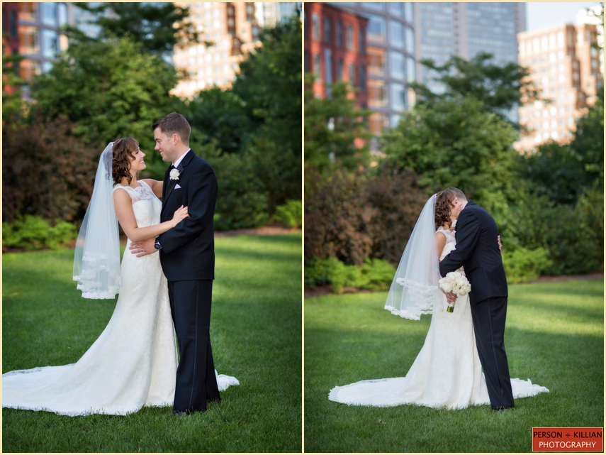 InterContinental Boston Wedding Photography MB 022