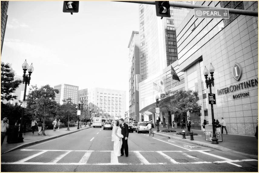 intercontinental hotel boston wedding michelle brian. Black Bedroom Furniture Sets. Home Design Ideas