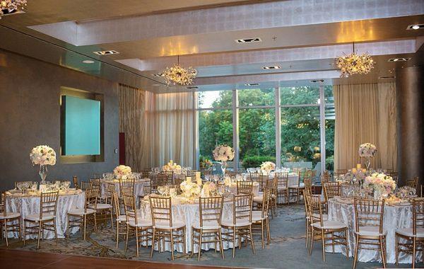 Ritz-Carlton Boston Common Wedding of Nicole + Trent with Boston College Ceremony