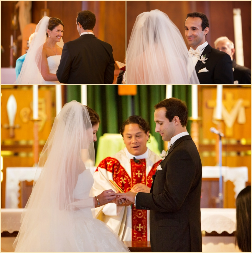 Roman Catholic Wedding Newport Rhode Island Church