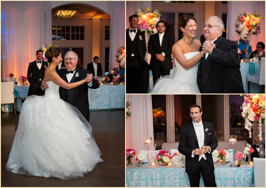 Father Daughter Dance At Belle Mer Newport