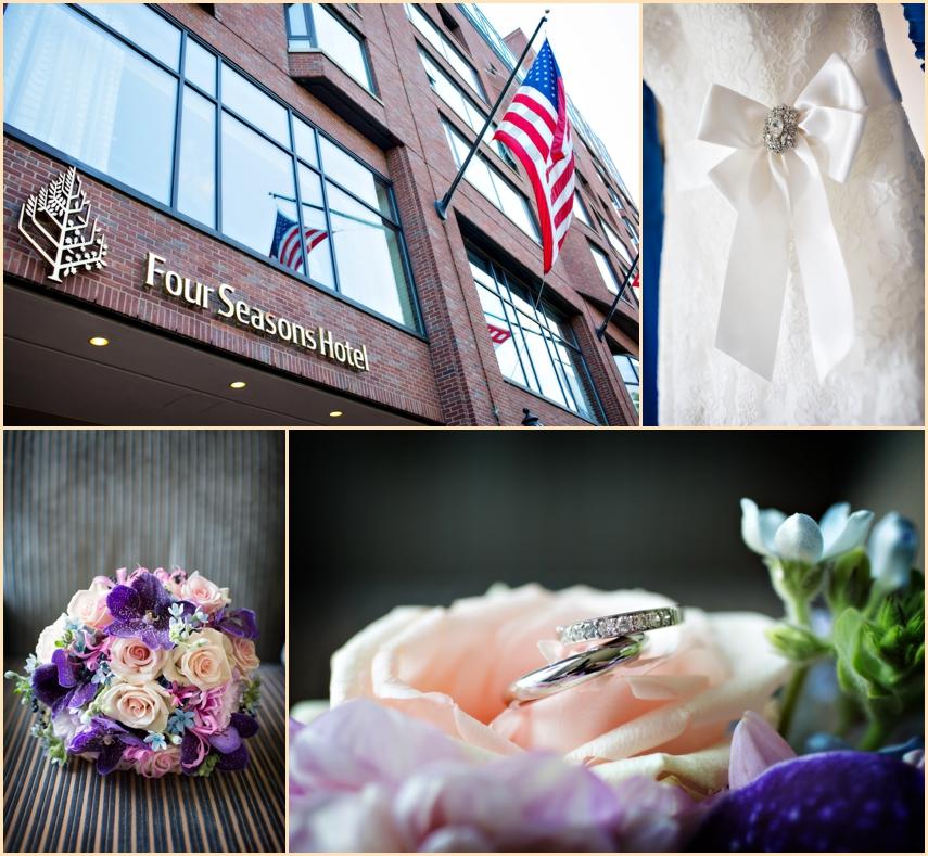 Four Seasons Hotel Boston Wedding Venue