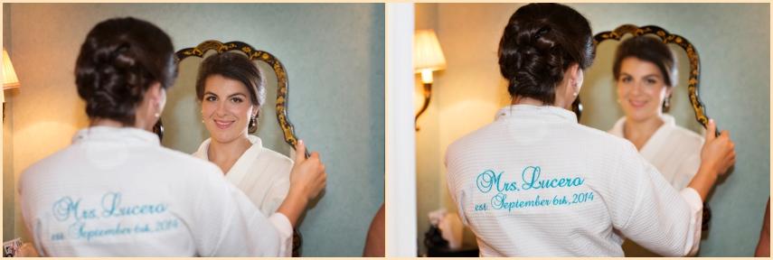 Four Seasons Hotel Boston Wedding - Brial Suite