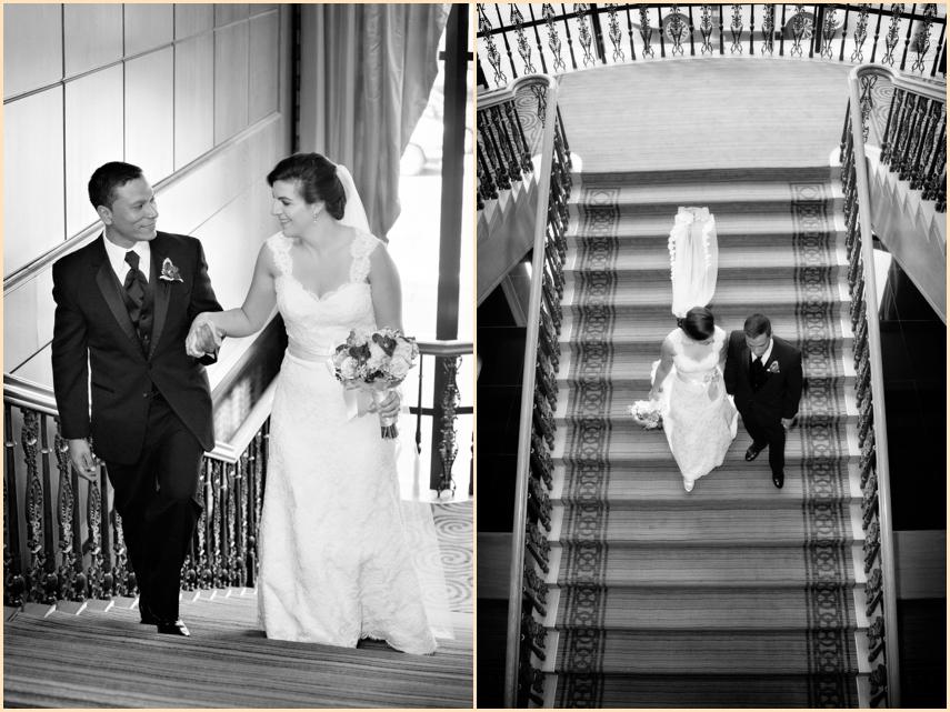 Four Seasons Hotel Boston Grand Staircase