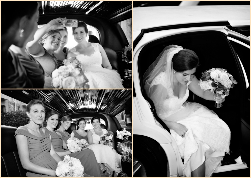 Four Seasons Hotel Boston Wedding - Wedding Party Transportation