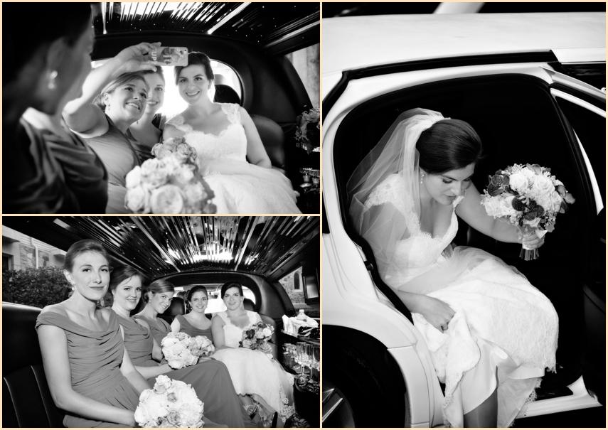 Four Seasons Hotel Boston Wedding - Wedding Party Transportation