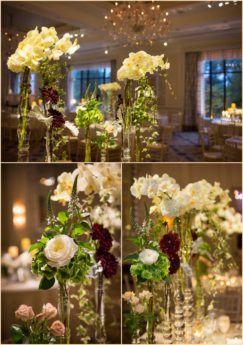 Four Seasons Hotel Boston Wedding Design by Winston Flowers