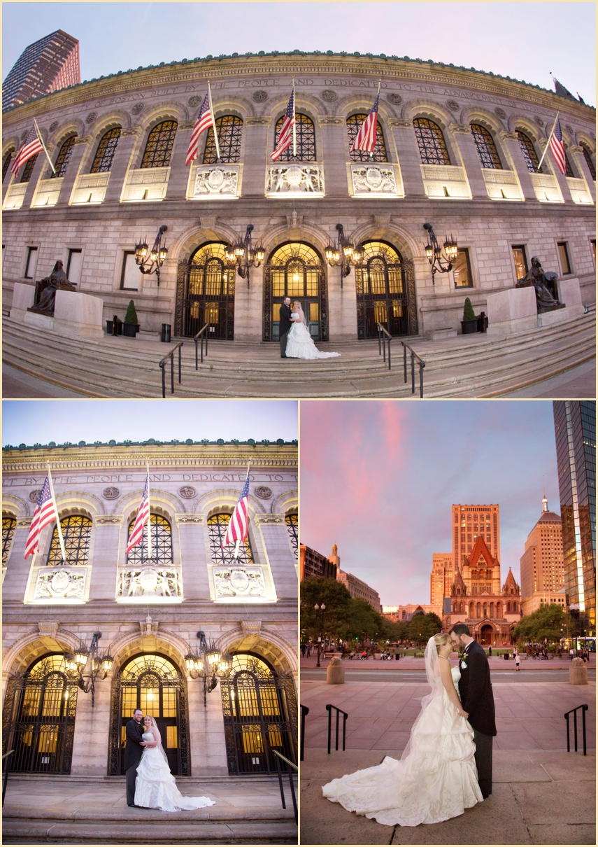 The Catered Affiar Boston Public Library Wedding BT 016