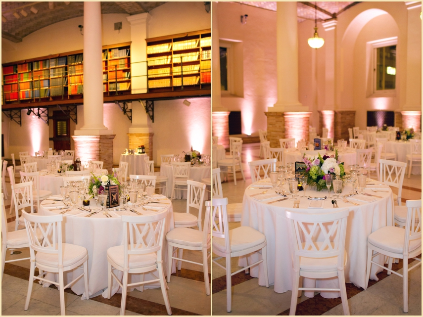 The Catered Affiar Boston Public Library Wedding BT 021