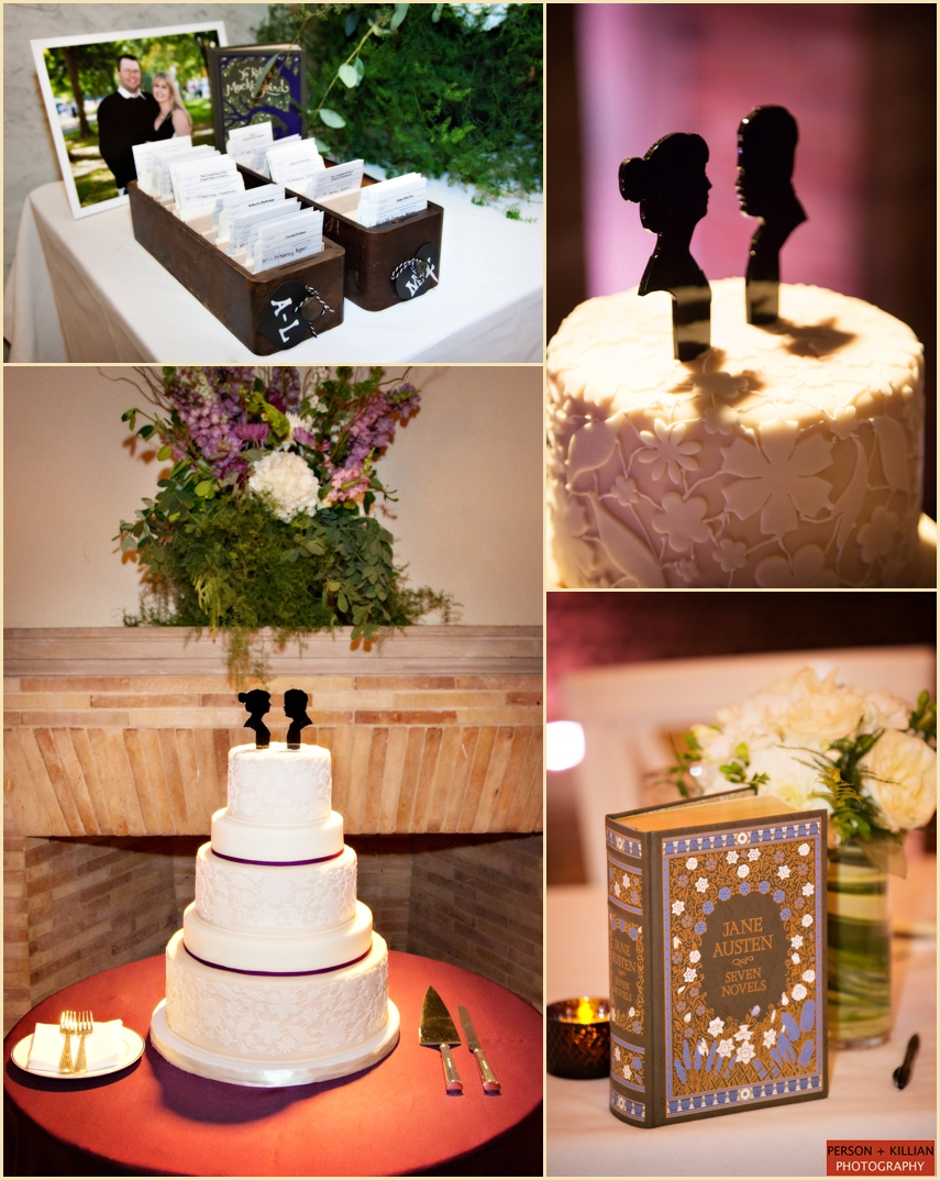 The Catered Affiar Boston Public Library Wedding BT 022