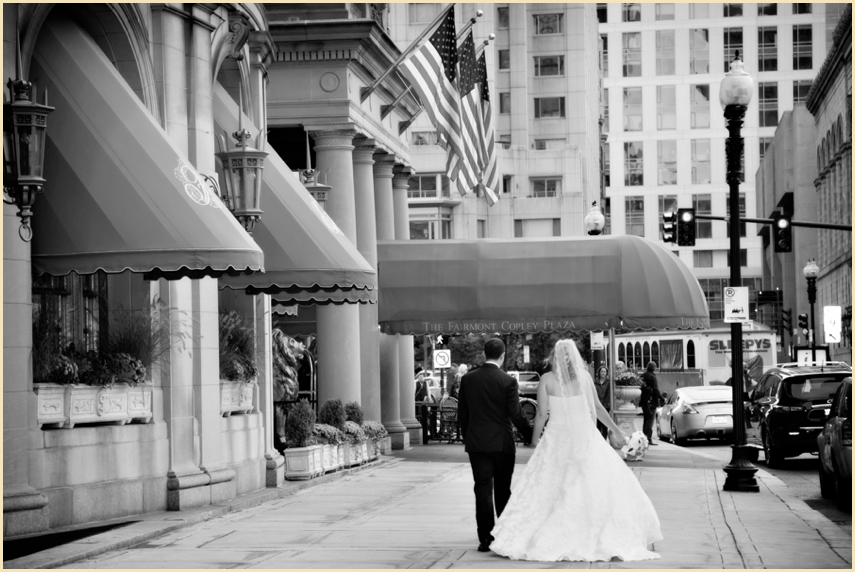 Fairmont Copley Plaza Fall Wedding NJ 015