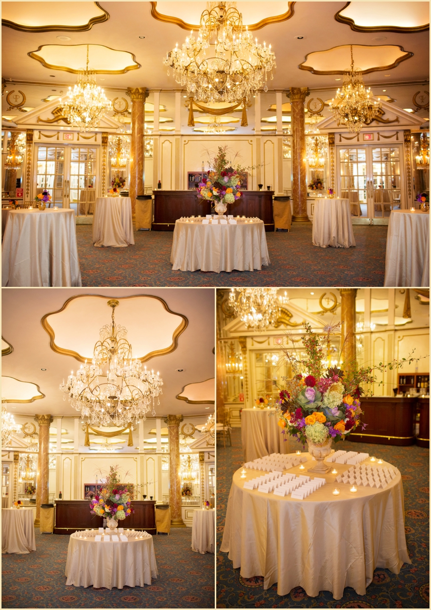 Fairmont Copley Plaza Fall Wedding NJ 020