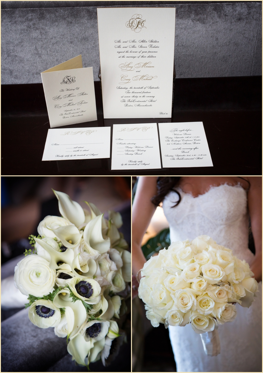 InterContinental Hotel Boston Wedding AC 005