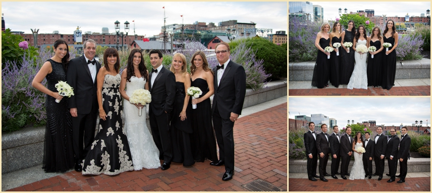 InterContinental Hotel Boston Wedding AC 013