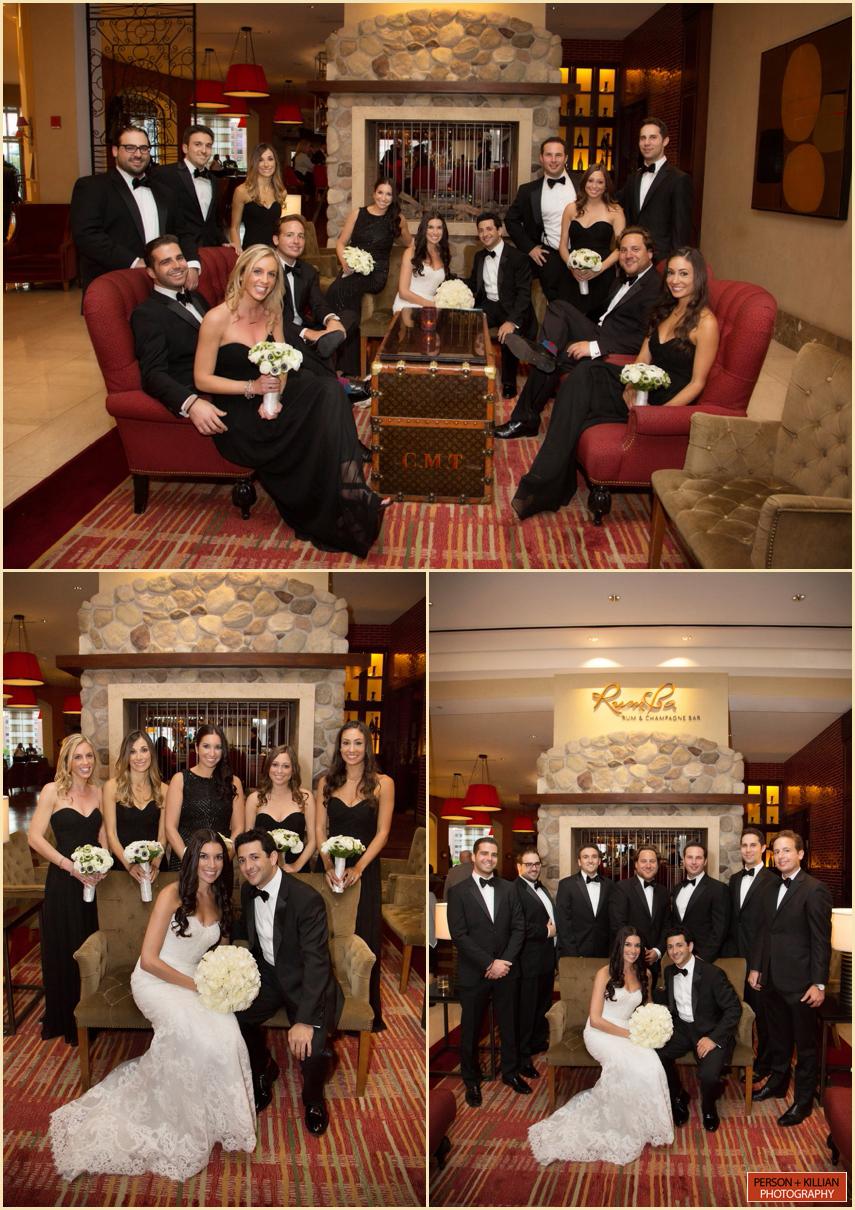 intercontinental hotel boston wedding of amy craig. Black Bedroom Furniture Sets. Home Design Ideas