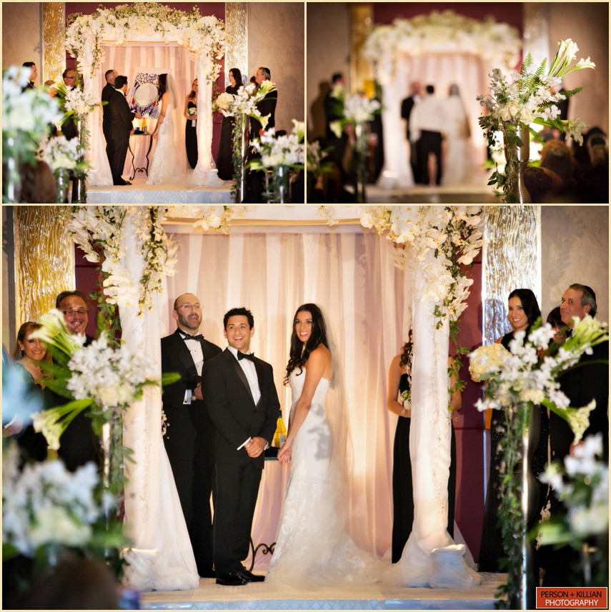 InterContinental Hotel Boston Wedding AC 025