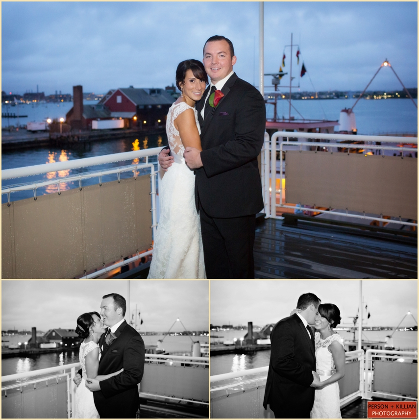 Seaport Hotel Boston Wedding Photography LM 015