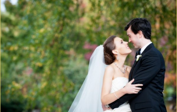 A Classic and Elegant Fall Boston Harbor Hotel Wedding