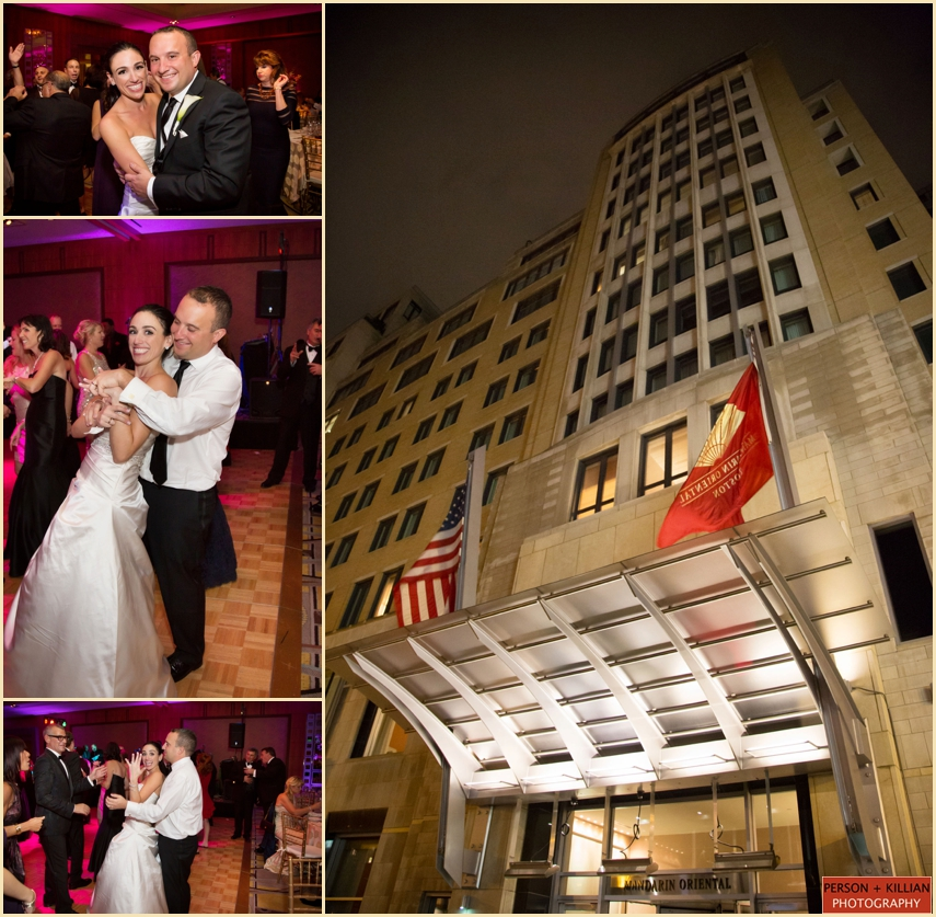 Mandarin Oriental Hotel Boston Wedding Photography JE 031