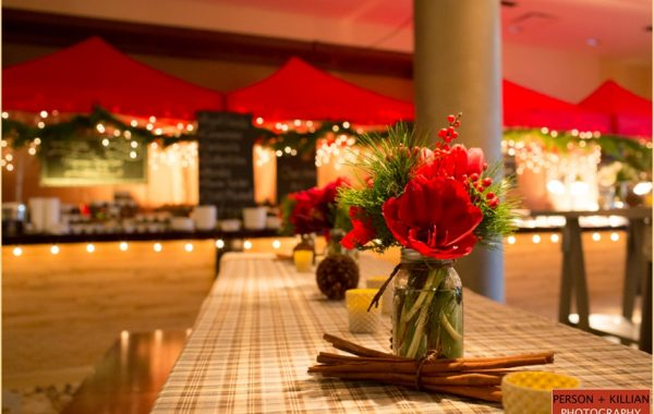 The Ritz-Carlton, Boston Common - Holiday Client Party 2014!