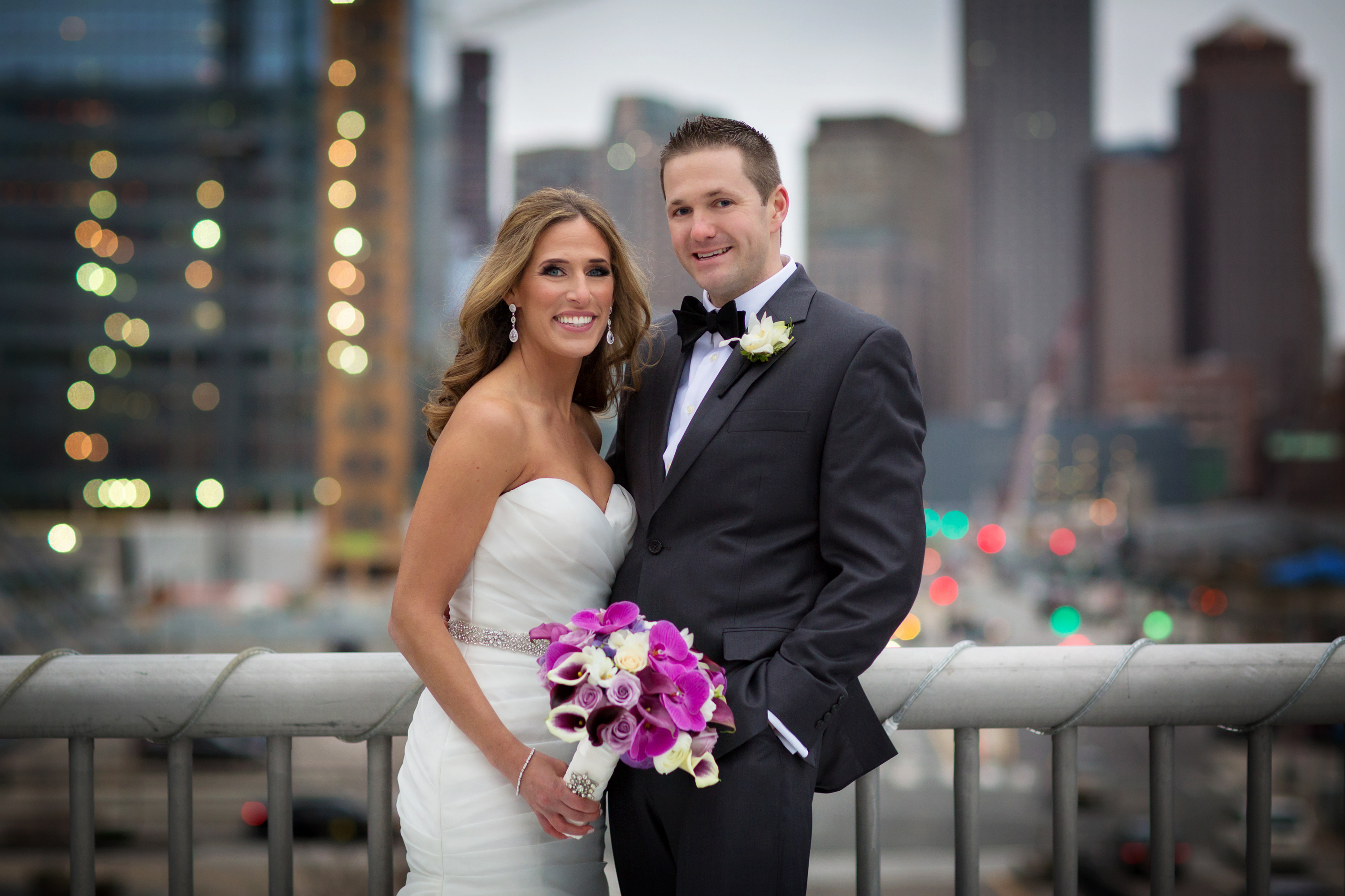 seaport hotel and world trade center boston wedding