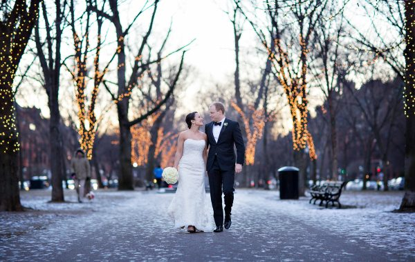 Mandarin Oriental Hotel Boston Wedding of Alyssa and Ryan