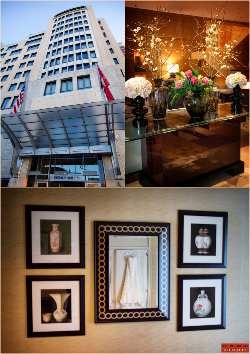 Mandarin Oriental Hotel Boston Winter Wedding 2015 001